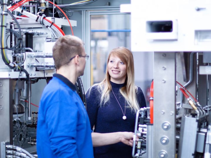 Paul Köster GmbH actively recruits women in technical professions